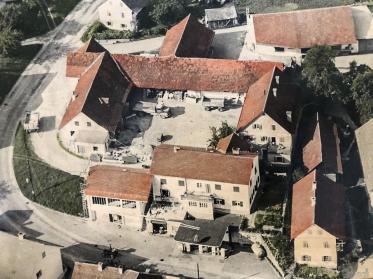 Zach alt Heiligenkreuz Tankstelle KFZ Werkstätte
