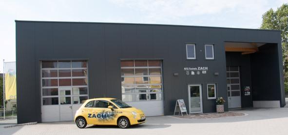 Tankstelle Zach Heiligenkreuz Werkstätte KFZ eni