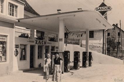 Zach Heiligenkreuz Tankstelle KFZ Werkstätte